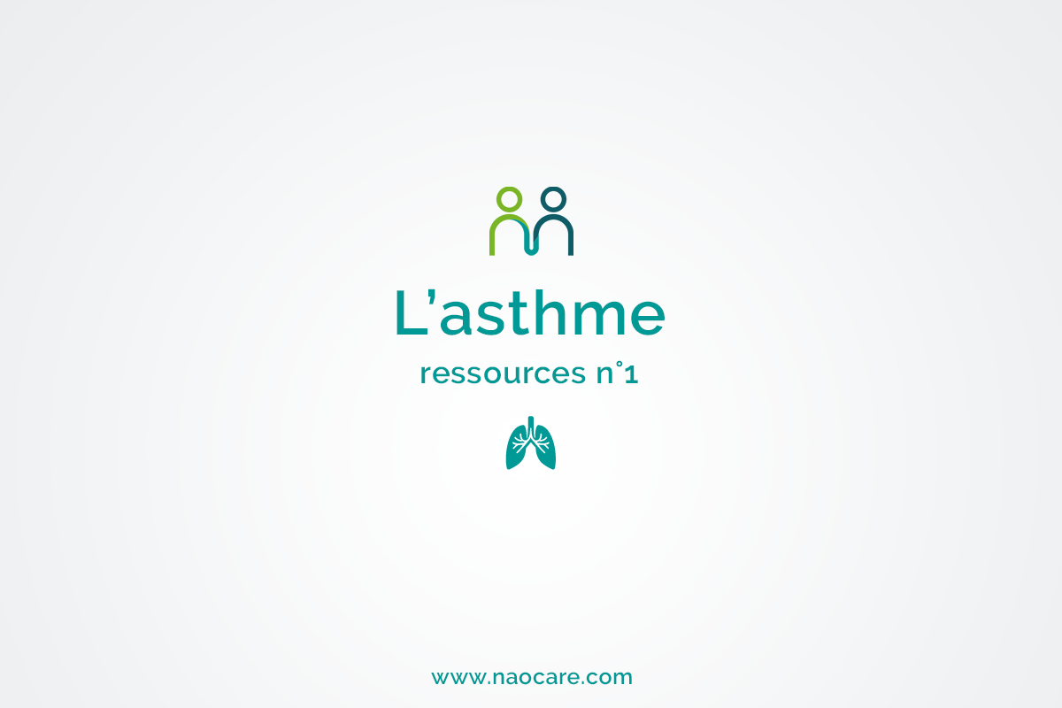 L'asthme: n°1 des ressources les plus utilisées par nos utilisateurs professionnels de santé.