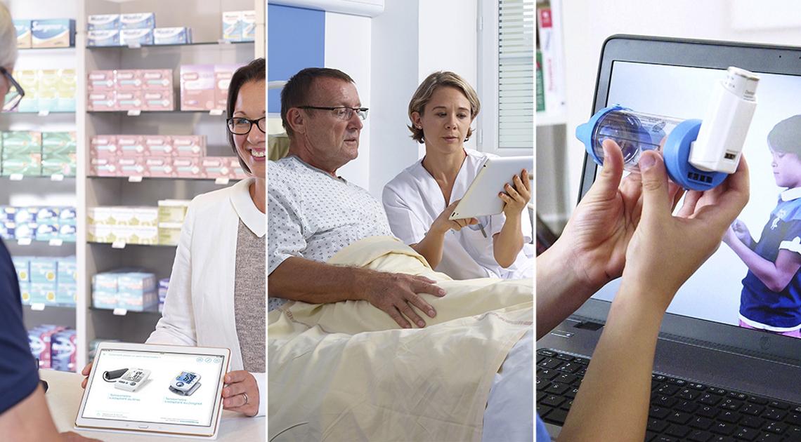 accompagnement numérique du patient